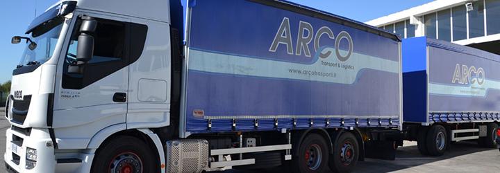 Arco Trasporti celebra i 45 anni di attività
