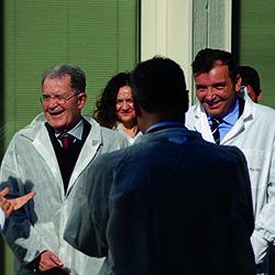Romano Prodi «ospite d
