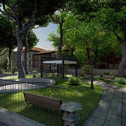 Partito il crowdfunding per qualificare il giardino della casa residenza per anziani Tarlazzi-Zarabbini di Cotignola