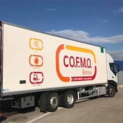 Cofmo: da 40 anni gestisce e consegna ortofrutta fresca in tutta la Romagna